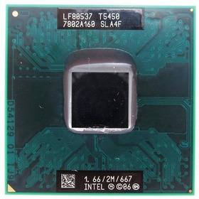 Processador Intel Core 2 Duo T5450 Sla4f 1,66 Ghz Mpga478