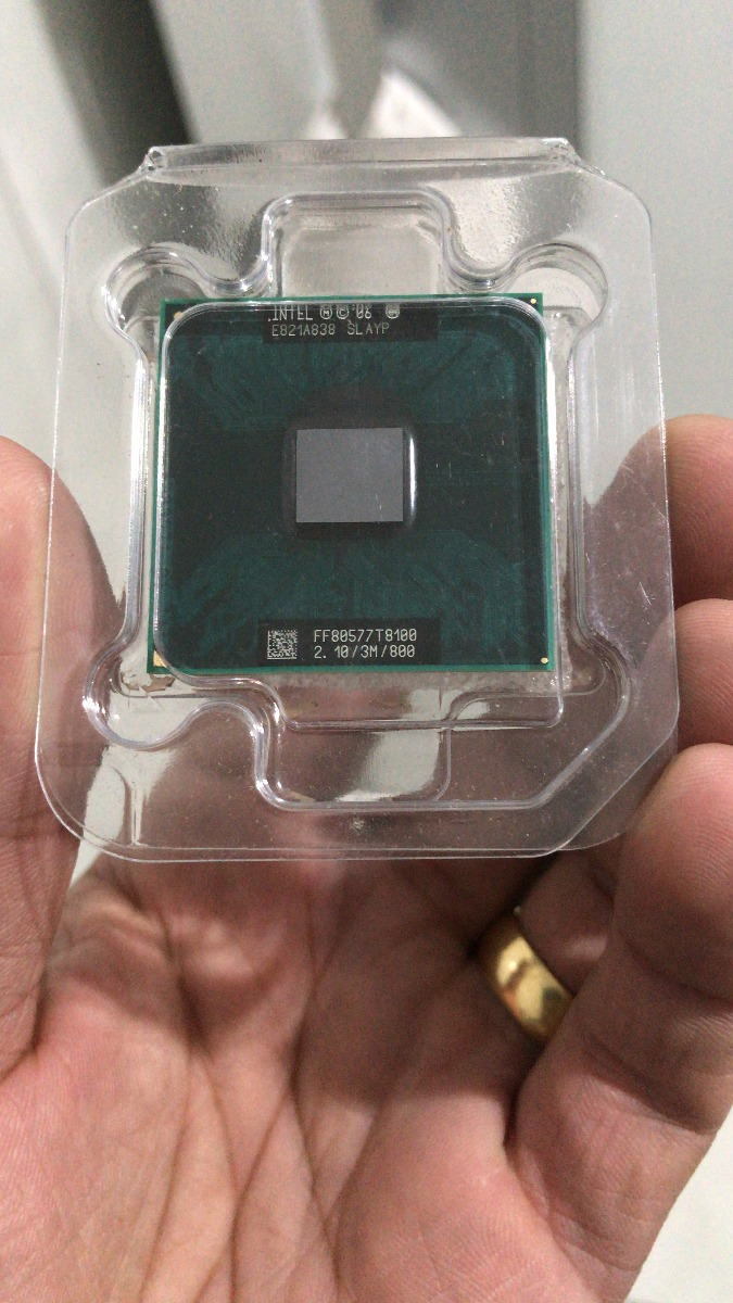 INTEL CORE DUO T8100 DRIVERS DOWNLOAD