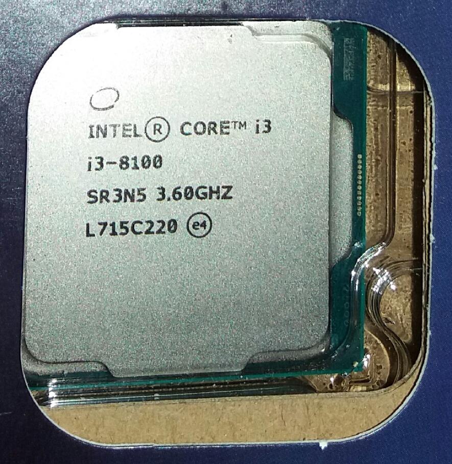 Processador Intel Core I3 8100 Gerao 8 Cache 6mb Lga1151 R 695 Cofeelake Series Caracteristicas Marca Linha Modelo