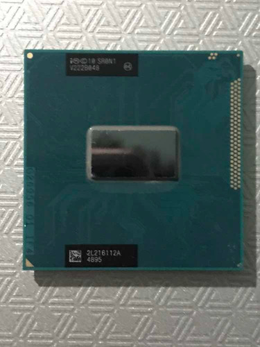 processador intel core i3 - 3110m - sr0n1 - notebook