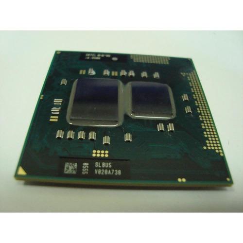 processador intel core i3-350m 3m cache 2.26 ghz - slbu5