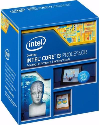 processador intel core i3 4170 lga 1150 haswell refresh 4º g