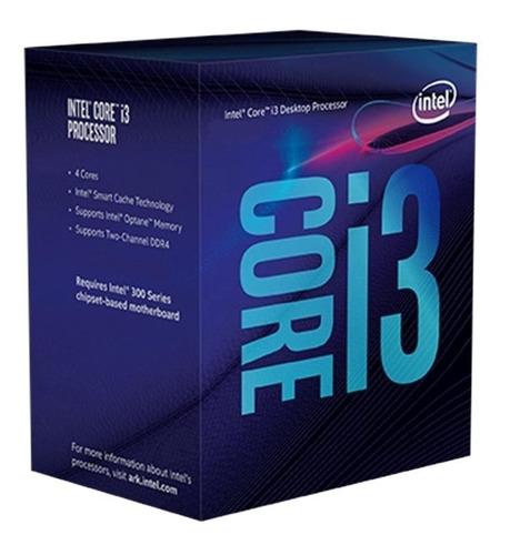 processador intel core i3 9100f lga 1151 bx80684i39100f