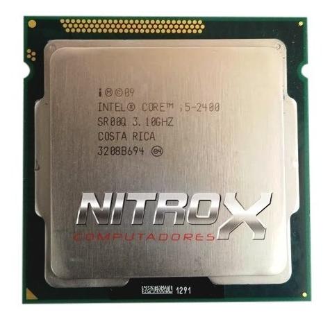 processador intel core i5 2400 socket 1155 até 3.4ghz pc