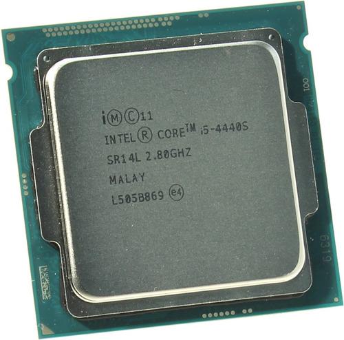 processador intel core i5 4440s socket 1150 2,8ghz up 3,3ghz