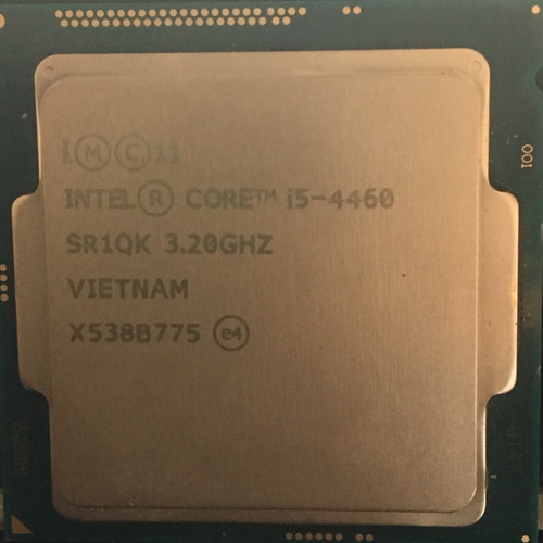 processador intel core i5 4460 lga1150 - funcionando 100%