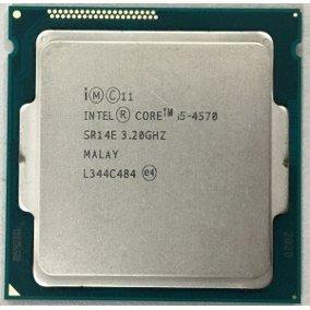 processador intel core i5 4570 3.6ghz lga 1150 4a gerção