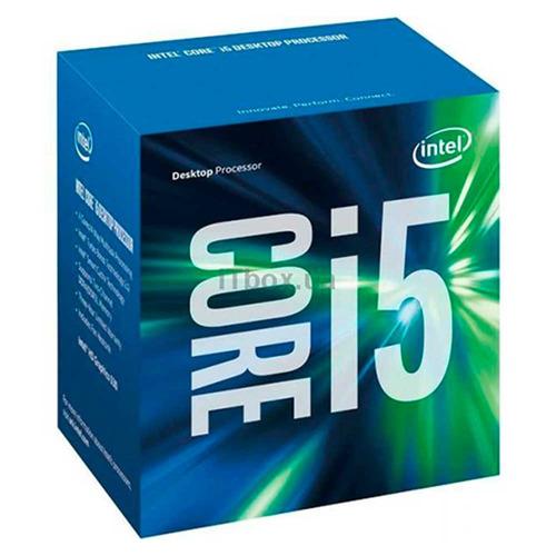 processador intel core i5 6400 3,30 ghz lga 1151 skylake 6g