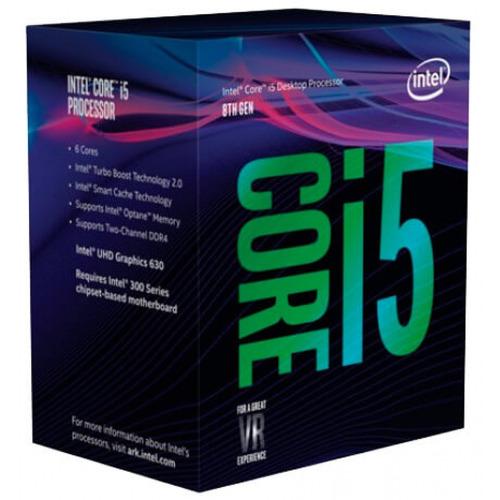 processador intel core i5 8400 1151 lacrado