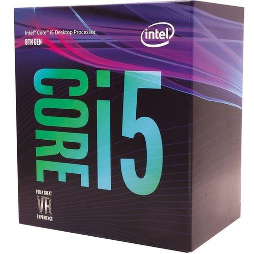 processador intel core i5 8400 coffe lake 2.8gz lga1151 8gen