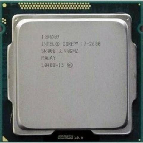 processador intel core i7 2600 3.4ghz lga 1155 oem