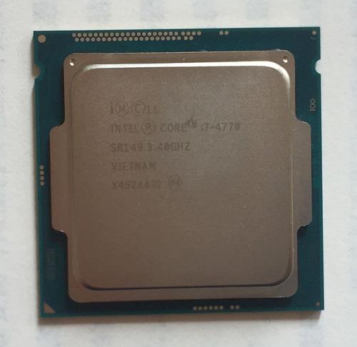 processador intel core i7-4770 3.9ghz, 8mb lga 1150 promoção