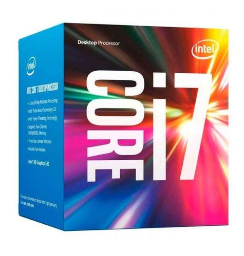 processador intel core i7 7700 4.2ghz 8mb lga  1151