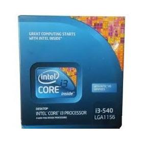Processador Intel I3-540 3.06ghz 4mb Lga-1156 Novo
