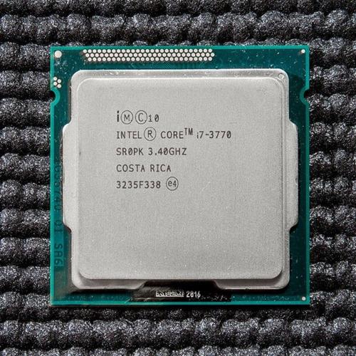 processador intel i7 3770 1155 3.4ghz 8mb 3 geração