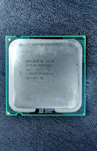 processador intel pentium 06 2.8ghz e5500