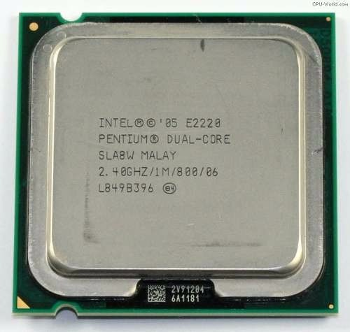 INTEL PENTIUM E2220 WINDOWS 7 X64 DRIVER DOWNLOAD