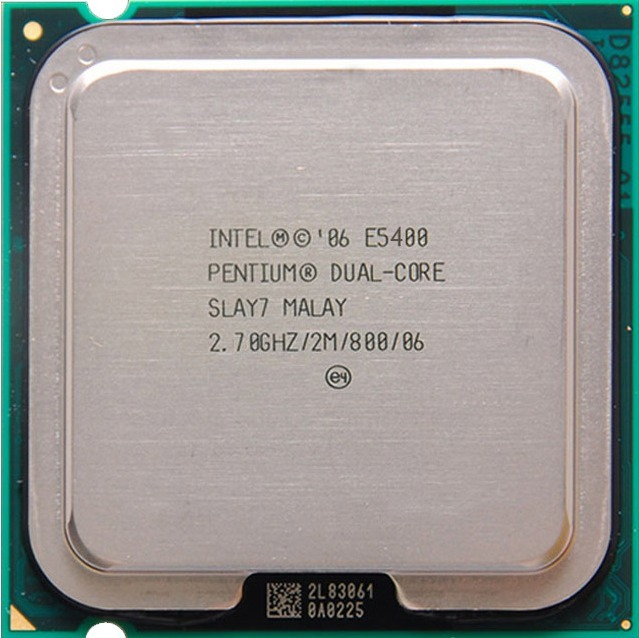 INTEL PENTIUM DUAL CORE PROCESSOR E5400 DRIVERS WINDOWS 7