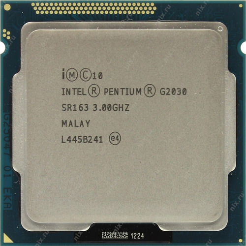 processador intel pentium g2030, 3,0ghz- box-menorpreço+nf
