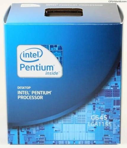 processador intel pentium g645 2.9ghz 3mb de cache lga 1155