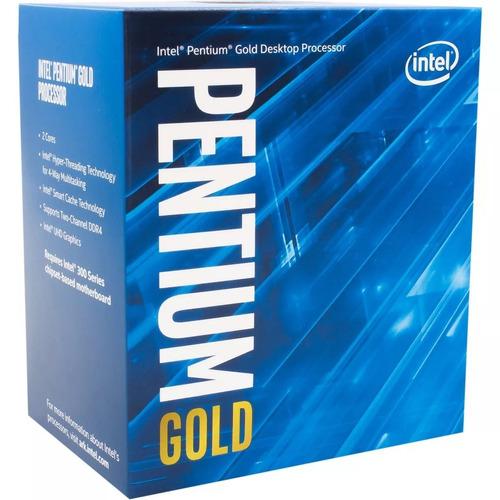 processador intel pentium gold g5400 3.7ghz 4mb 8 geração