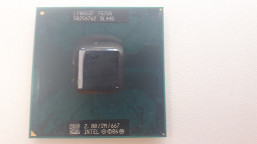 processador intel sla4d usado