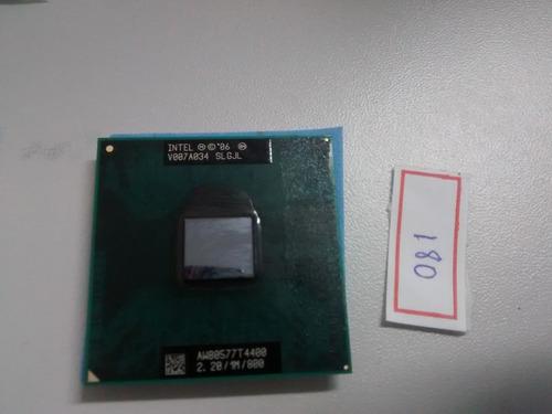 processador intel v007a034 slgjl