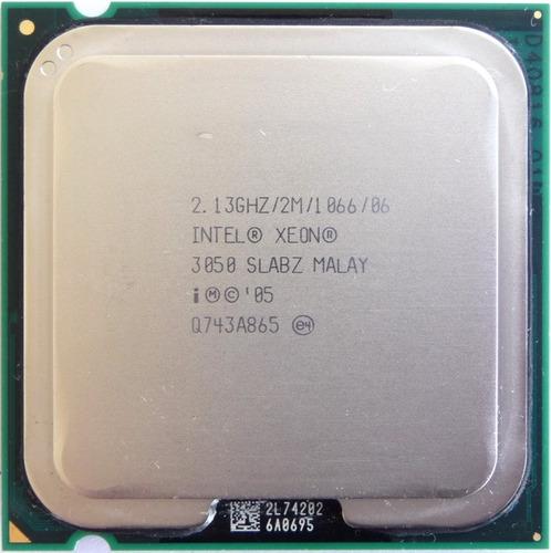 processador intel xeon 3050 slabz 2.13ghz 2m cache 1066