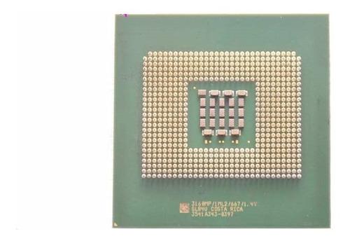 processador intel xeon 3160mp mpga604 sl84u + dissipador cpu