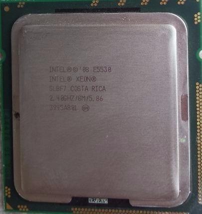 processador intel xeon