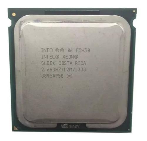 processador intel xeon e5430 lga771 2.66ghz quadcore 12mb