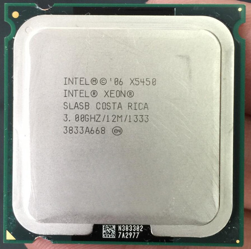processador intel xeon x5450 771 775