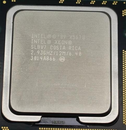 processador intel xeon x5670 2.93ghz/12m/6.40gt/s