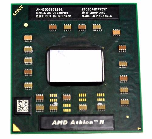 processador notebook amd athlon i i 2.0ghz amm300db022gq