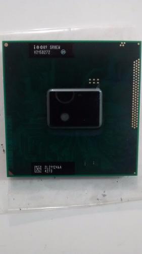 processador notebook intel celeron b800 1.5ghz