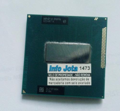processador notebook intel core i7 3610qm geração 3ª