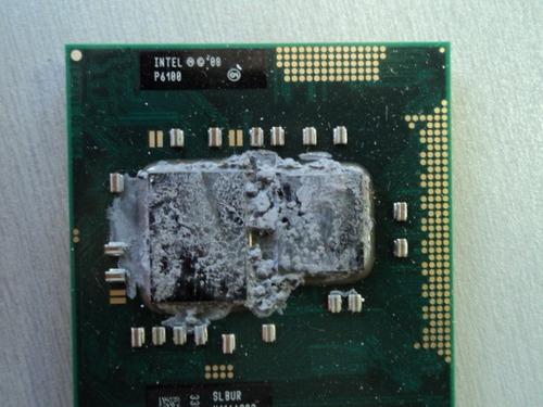 processador notebook  pentium  p6100