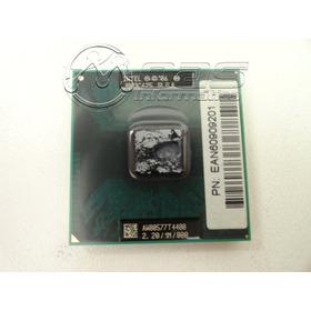 Processador P/ Notebook Intel Dual Core 2.2ghz T4400