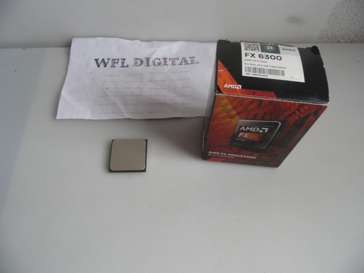 Processador P Pc Desktop Amd Fx 6300 35ghz 140mb R 29000 Em Processor Box Carregando Zoom