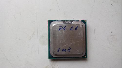 processador pentium 4 520 2.8 ghz / 1m / 800 775