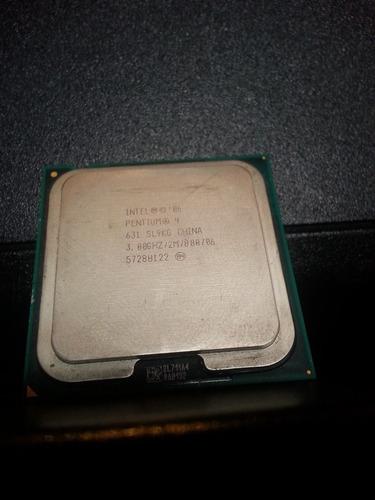 processador pentium 4 sq775 3ghz 2 m de cache