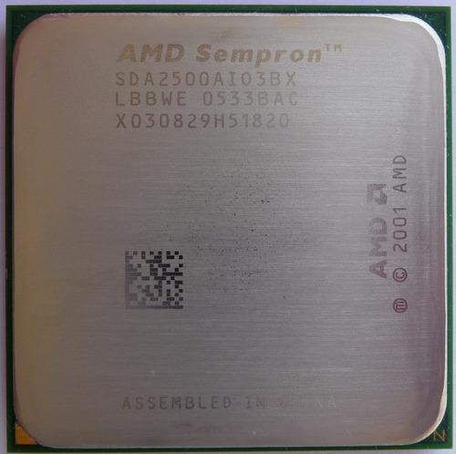 processador sempron 2500 socket 754 pinos