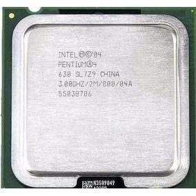 INTEL R PENTIUM R 4 CPU 3.00 GHZ DESCARGAR CONTROLADOR