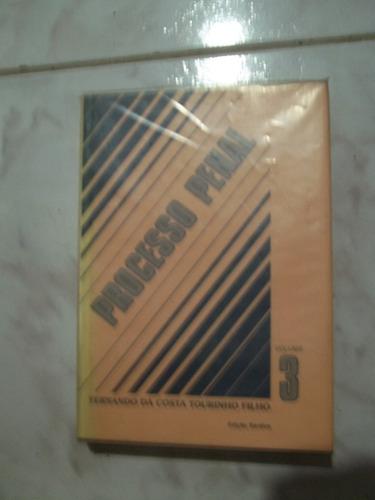processo penal vol 3  fernando tourinho filho 1982