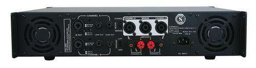 proco pax1000 amplificador profesional de audio 1000w