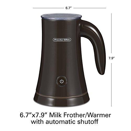 proctor silex 43555 espumador de leche cafe latte capuchino
