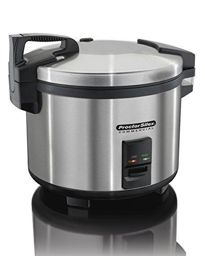 proctor silex commercial 37560r arrocera /calentador, 60