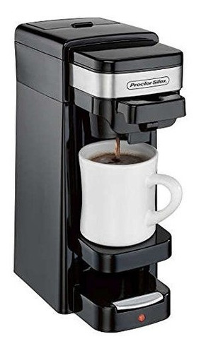 proctorsilex singleserve plus coffee maker 49969