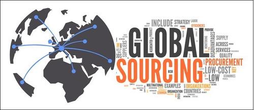procura internacional , repuestos y equipos industriales