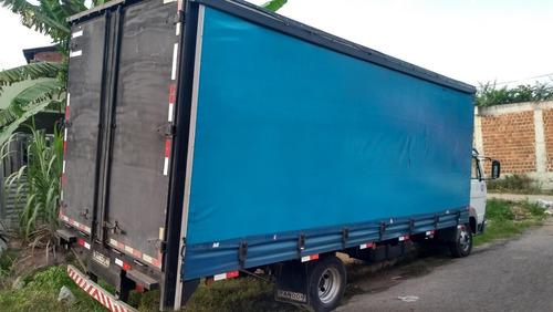procuro agregamento para caminhão 3/4. tenho sider e baú